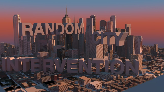 Random_City_Intervention_v01d